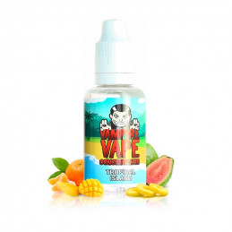 ARÔME TROPICAL ISLAND 30ML - VAMPIRE VAPE