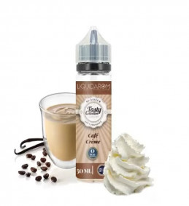 Café Crème 0mg 50ml - Tasty Collection