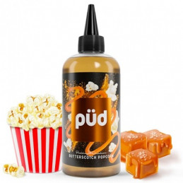 Butterscotch Popcorn - Püd