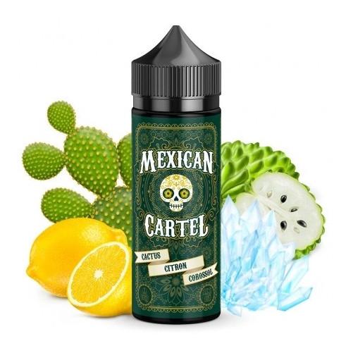 Cactus Citron Corossol Mexican Cartel - 100 ml / Sans nicotine