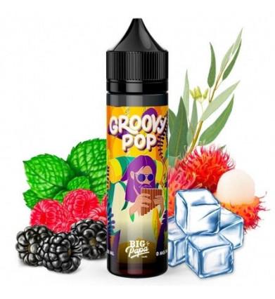 Groovy Pop Big Papa - 50 ml / Sans nicotine