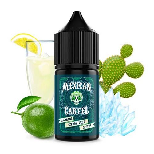Concentré Limonade Citron Vert Cactus Mexican Cartel - 30 m