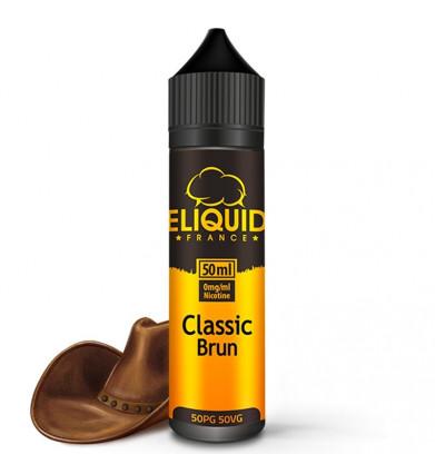 Classic Brun - eLiquid France 50ml
