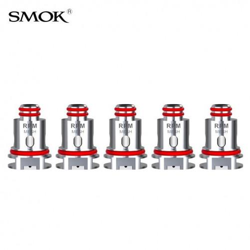 Résistances RPM SMOK - RPM Mesh 0.4ohm