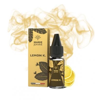 Lemon Kush 10ml - Collection Authentique by Marie Jeanne - CBD : 600mg