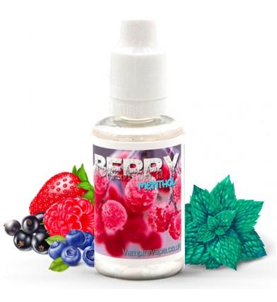 Concentré Berry Menthol - Vampire Vape