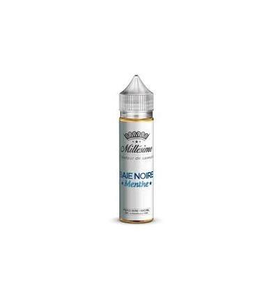 BAIE NOIRE MENTHE - Silver Millésime 50ML