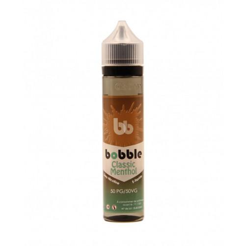 Classic Menthol -Bobble 40ML