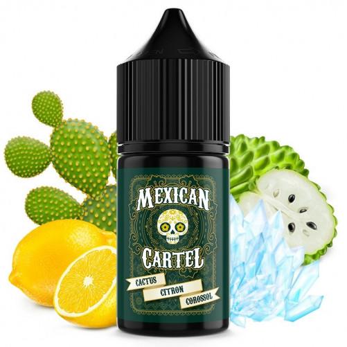 Concentré Cactus Citron Corossol Mexican Cartel - 30 ml