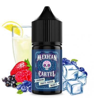 Concentré Limonade Fruits Rouges Bleuets Mexican Cartel 30ml