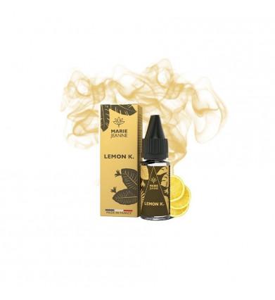 Lemon Kush 10ml - Collection Authentique by Marie Jeanne - CBD : 300mg