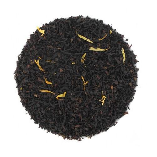 Thé noir à la Vanille (50g) - CBD