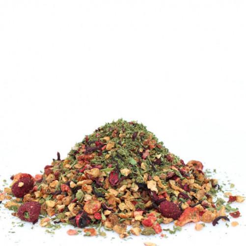Infusion Fruits Rouges (50g) CBD
