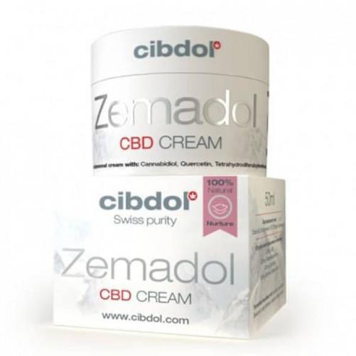 CRÈME CBD ECZÉMA - CIBDOL