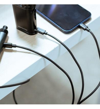 Câble USB 3 en 1 PVC We Are Vape