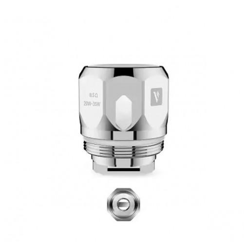 Résistances GT CCELL Céramique SS316 0.5Ω - Vaporesso
