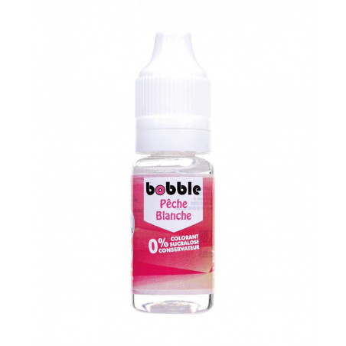 Pêche Blanche - Bobble 10ML