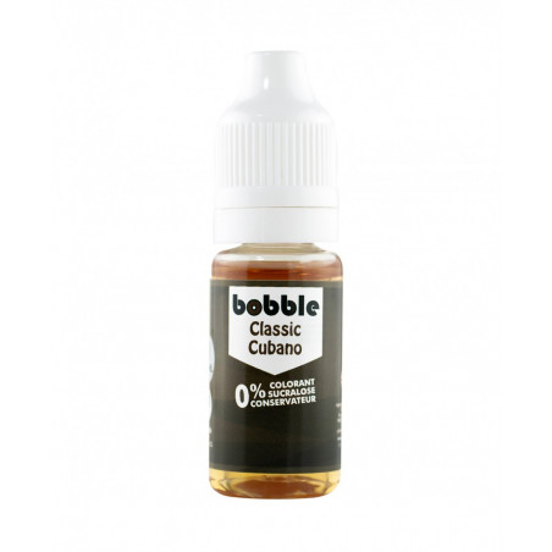 Classic Cubano -Bobble 10ML