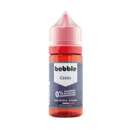 Cassis -Bobble 20ML