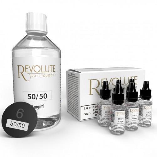 Kit TPD-ready DIY 200 ml 6MG - Revolute