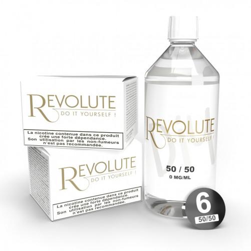 Kit TPD-ready DIY 1L 6MG - Revolute